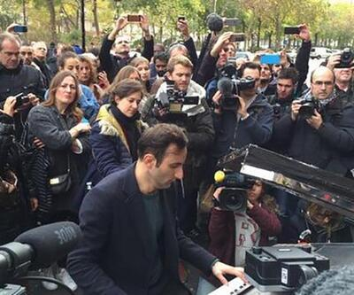 Gezi'de çalan piyanist Davide Martello Paris'te