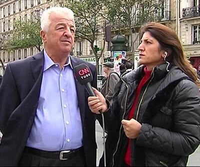 Paris Büyükelçisi CNN TÜRK'e konuştu