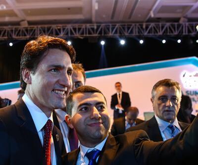 G20'nin yıldızı Trudeau