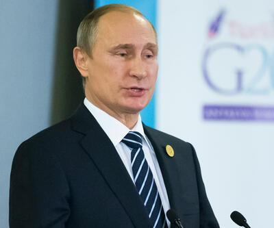 """Putin: """"G-20'de IŞİD'i destekleyenler var"""""""