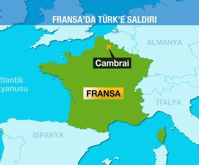 Paris saldırısından sonra bir Türk'e silahlı saldırı