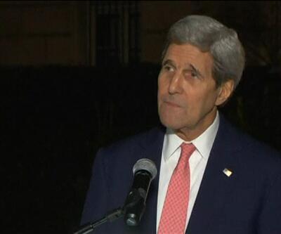 John Kerry'den Fransa'ya sürpriz ziyaret