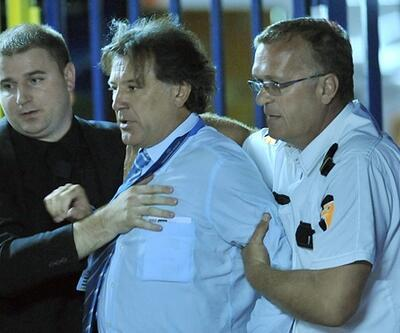 Dinamo Zagreb'e polis operasyonu: 5 gözaltı