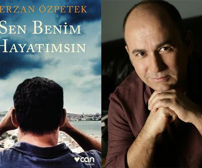 """Ferzan Özpetek'ten 2. roman: """"Sen Benim Hayatımsın"""""""