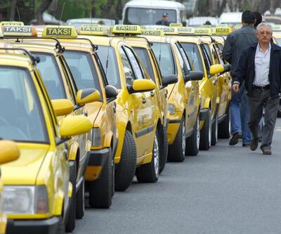 Taksi, minibüs ve dolmuş durakları İSPARK'a verildi