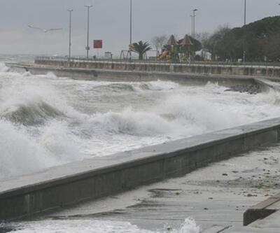 Meteorolojiden Batı kesimleri için kuvvetli lodos uyarısı