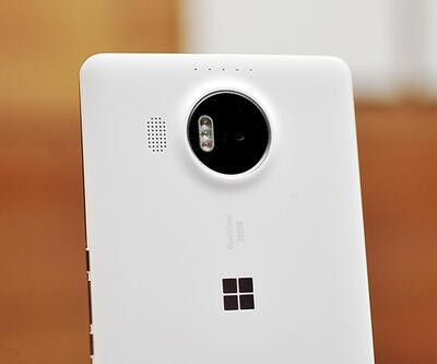 Microsoft Lumia 950'nin kamera performansı