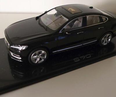 Volvo S90 geliyor