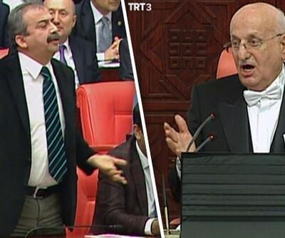 Yeni Meclis'te ilk tartışma Sırrı Süreyya Önder ile İsmail Kahraman arasında