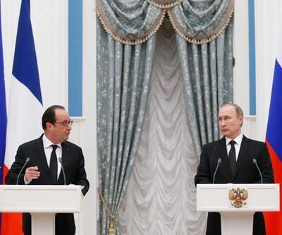 """Rus lider Putin: """"ABD liderliğindeki koalisyonla işbirliğini sürdüreceğiz"""""""