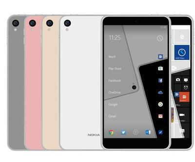 Nokia C1 tekrar karşımızda