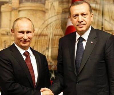 Cumhurbaşkanı Erdoğan'dan Putin'e görüşme talebi
