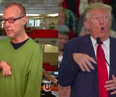 Donald Trump bu kez de engelli muhabirle alay etti