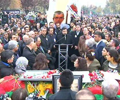 """Selahattin Demirtaş: """"Cinayetin aydınlanacağından şüphemiz var"""""""