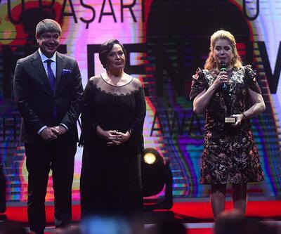 Antalya Film Festivali'nde onur gecesi
