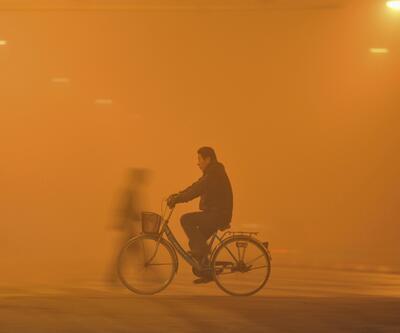 Çin'deki hava kirliliği için alarm seviyesi yükseldi