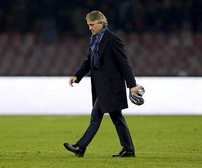 Mancini çıldırdı! Son dakikada 2 topu direkten döndü