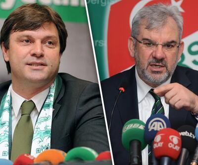 Bursaspor başkanından olay açıklamalar