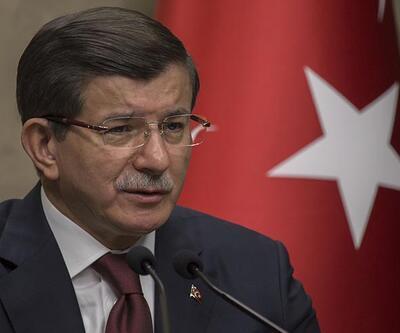 """Davutoğlu'ndan Demirtaş'a """"Tahir Elçi'nin katilleriyle işbirliği"""" suçlaması"""