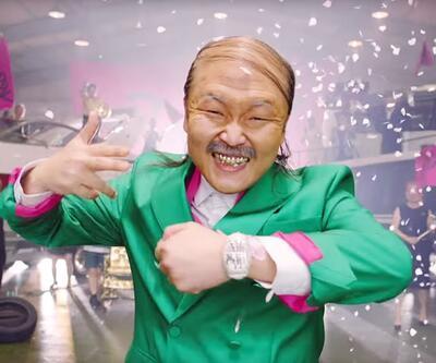 """""""Gangnam Style"""" PSY'ın yeni ve çılgın video klibi: Daddy"""