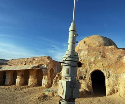 Gerçekten Dünya'da var olan 17 Star Wars mekanı!