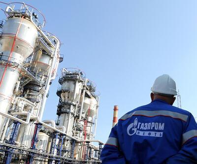 Gazprom doğal gaz üretimini yıllık bazda yüzde 12.4 arttırdı