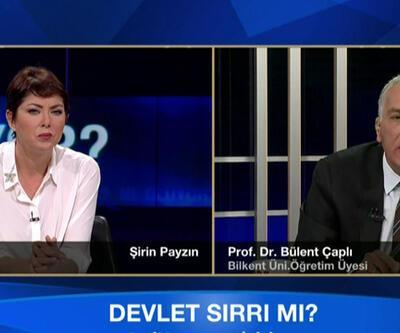 Bülent Çaplı: Can Dündar bizi izliyorsa...