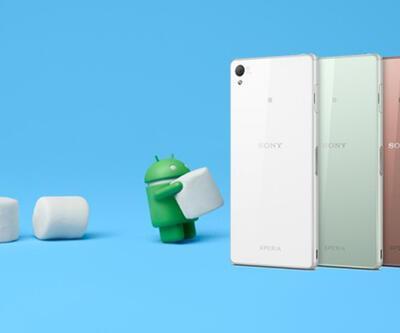 Xperia Z5 için Marshmallow