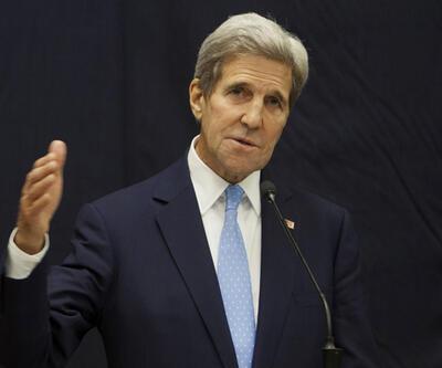 ABD Dışişleri Bakanı Kerry Kıbrıs'ta