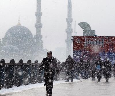 10 Aralık'ta İstanbul'da kar mı yağacak