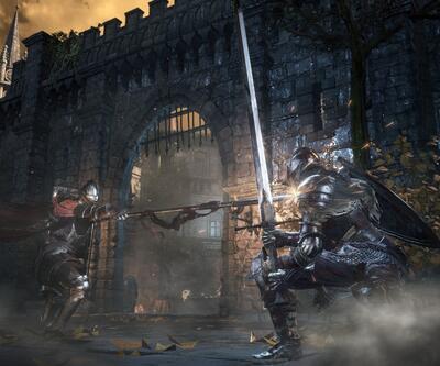 Dark Souls 3 gameplay videosu
