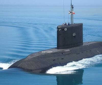 Rusya IŞİD'i ilk kez denizaltından atılan füzelerle vurdu