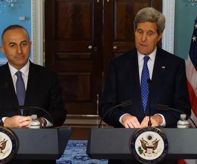 Bakan Çavuşoğlu, Kerry ile telefonda ırak'ı konuştu