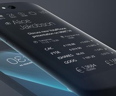 İki ekranlı telefonlar