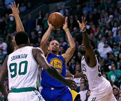 Warriors'un son kurbanı Celtics