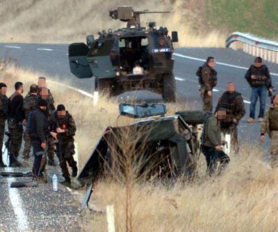 PKK'dan bombalı saldırı!
