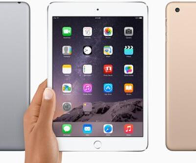 Gözler iPad Air 3'te