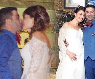 Ceyda Düvenci ve Bülent Şakrak evlendi