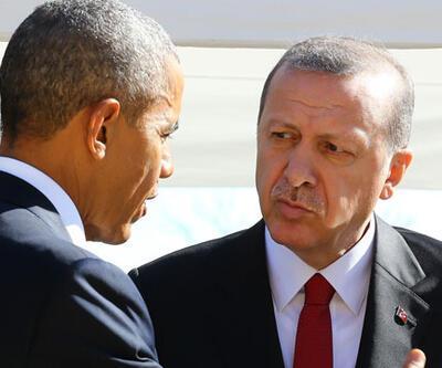 """Erdoğan'dan Obama'ya: """"Musul'dan çekilirsek DAEŞ gelir"""""""