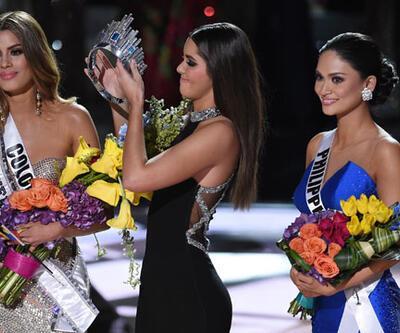 Miss Universe 2015'te skandal