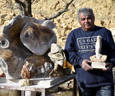 IŞİD zulmünden kaçtı özgürlüğü taş ocağında buldu!