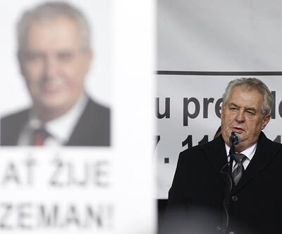 """Çek Cumhurbaşkanı mülteci akınını """"organize istila"""" olarak niteledi"""