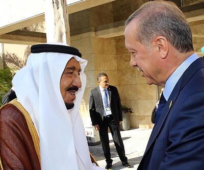 Cumhurbaşkanı Erdoğan, Suudi Arabistan'a gidiyor