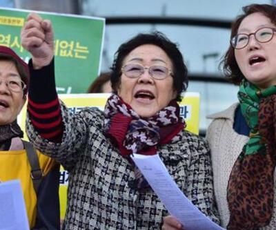 Japonya'dan bir ilk: Seks kölelerine tazminat ödenecek