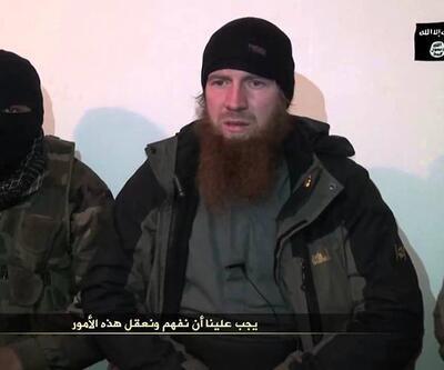 IŞİD'in liderlerinden Kızıl Çeçen'in yakalandığı iddiası
