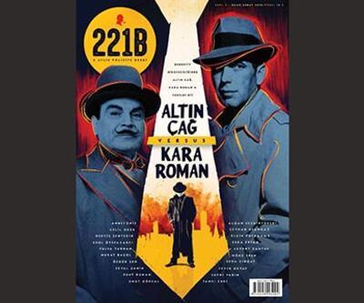 Türkiye'nin yeni polisiye dergisi 221B geliyor