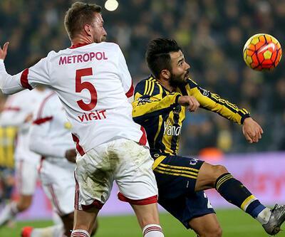 Fenerbahçe 2015'i kupasız kapattı