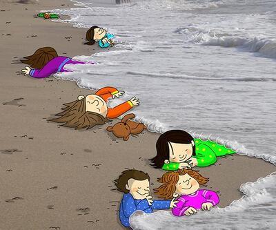 """Kadeş 2016 Uluslararası karikatür sergisi açılıyor: """"Ortadoğu'ya kardeşlik gerek"""""""