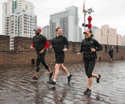 Mark Zuckerberg: Dışarı çıkın ve koşun