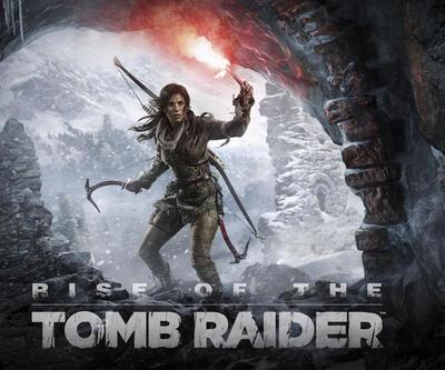 Rise of the Tomb Raider geliyor